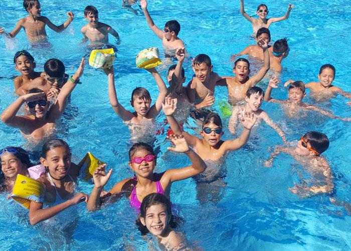 Campamento de verano en Colegio Diocesano Cardenal Cisneros