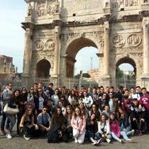 Viaje cultural a Italia en diocesano