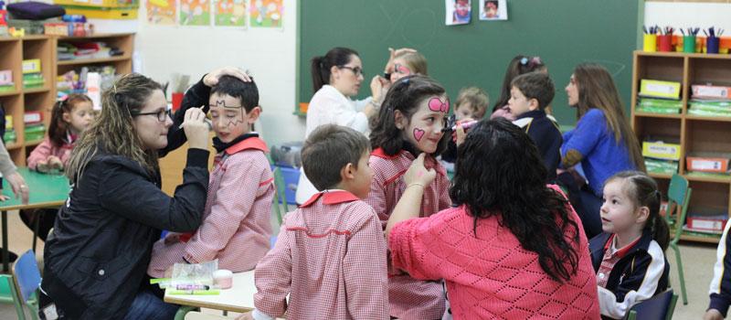 Técnico superior en Educación Infantil en Diocesano