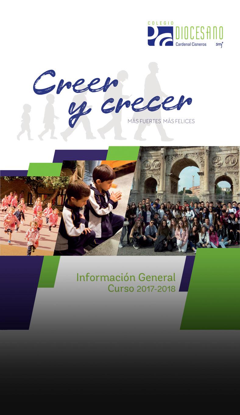 Información general curso 2017-2018