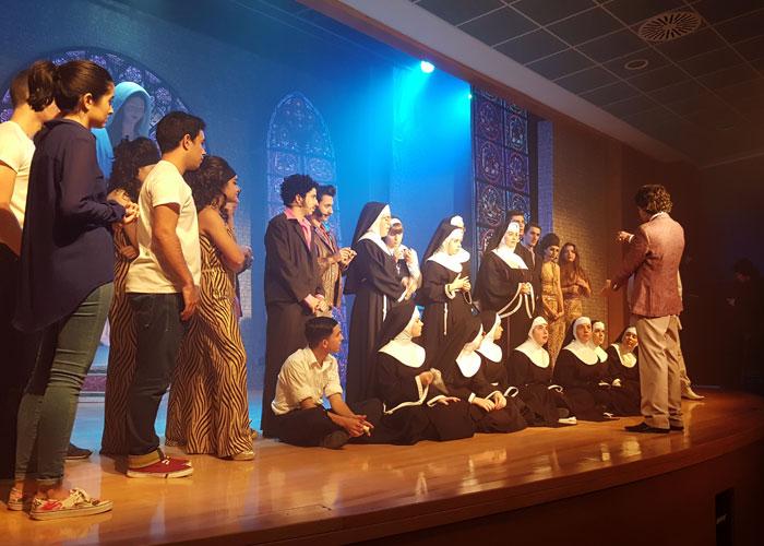 Extraescolar: Teatro musical en Colegio Diocesano Cardenal Cisneros