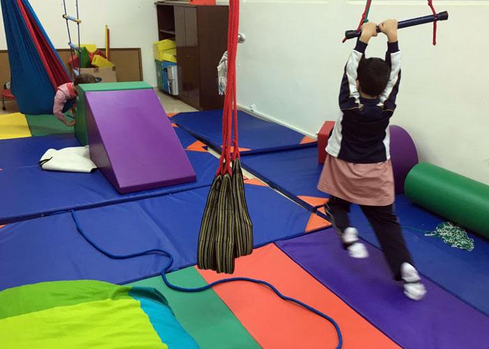 Extraescolar: Terapia sensorial en Colegio Diocesano Cardenal Cisneros